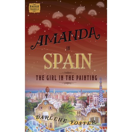 Amanda in Spain : The Girl in the Painting](Spooky In Spanish)
