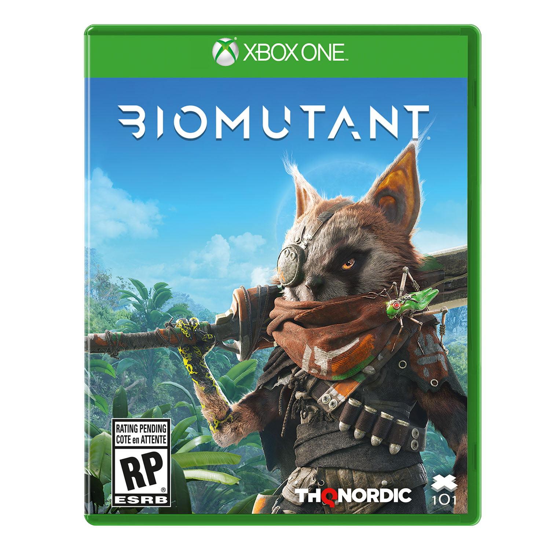 Biomutant, THQ-Nordic, Xbox One, 811994021205
