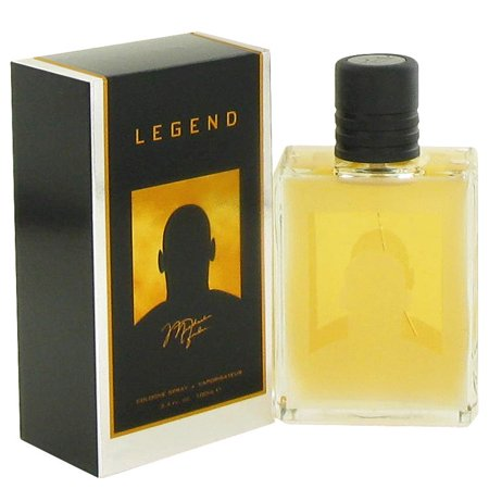 Michael Jordan Legend by Michael Jordan -Mini Cologne Spray .5 oz Mint Cologne Spray