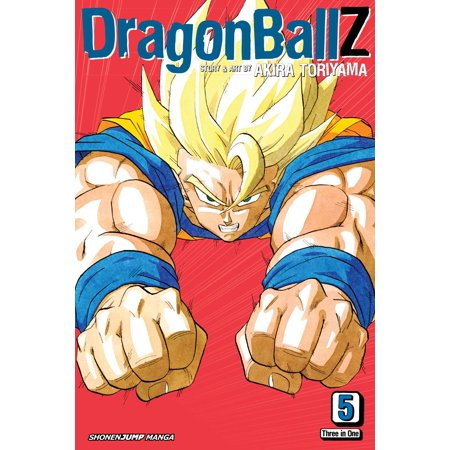 Dragon Ball Z, Vol. 5 (VIZBIG Edition) : Dr. Gero's Laboratory of - Halloween 30 Years Of Terror Comic Book