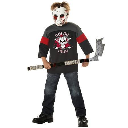 Blood Sport Child Costume - Horrifying Costumes