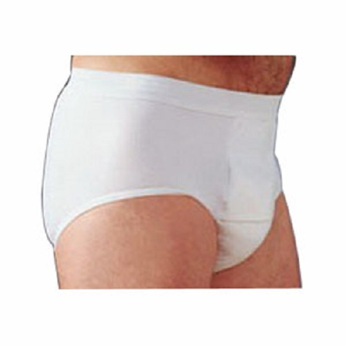 "Salk HealthDri Men's Heavy Briefs 2X-Large, 46"" to 48"" Waist-1 Each"