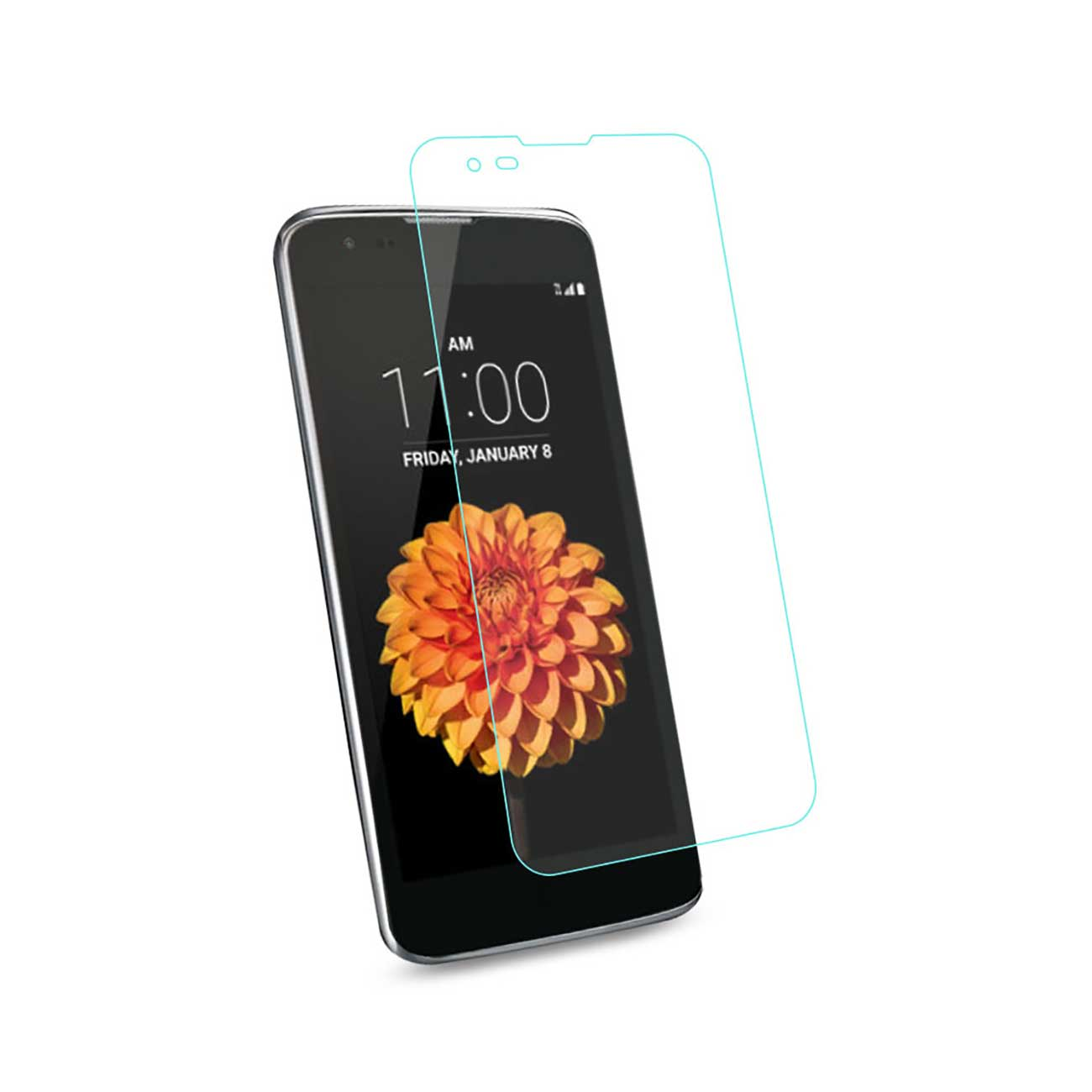 REIKO LG K7 TEMPERED GLASS SCREEN PROTECTOR INCLEAR