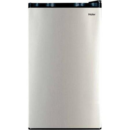 Haier 3.2 Refrigerator-blk Cab/vcm Door