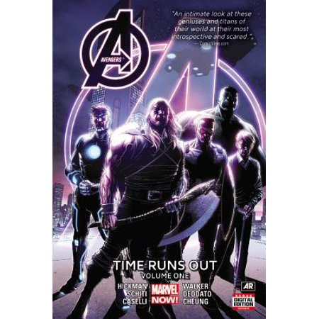 Avengers : Time Runs Out Volume - Avengers Cut Out