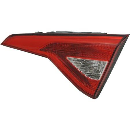 TYC 17-5523-00-1 Right Inner Tail Light Assembly for 15 Hyundai Sonata HY2803124