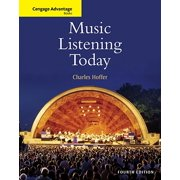 Music Listening Today by Charles Hoffer