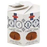 Daelmans Caramel Wafers, 8.1 oz, (Pack of 9)