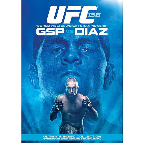 UFC 158: World Welterweight Championship - GSP Vs. Diaz (Ultimate 2-Disc Collection) (Widescreen)