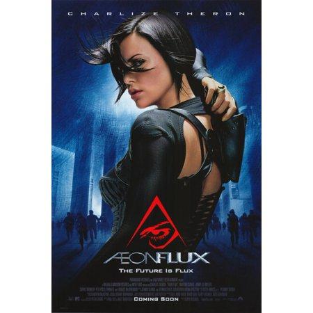 Aeon Decor - Aeon Flux (2005) 11x17 Movie Poster