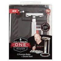 Micro Touch One Classic Safety Razor - As Seen on TV