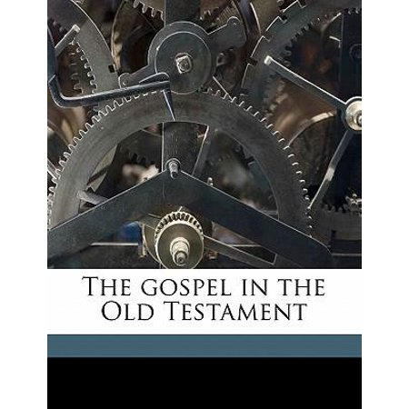 The Gospel in the Old Testament Paperback