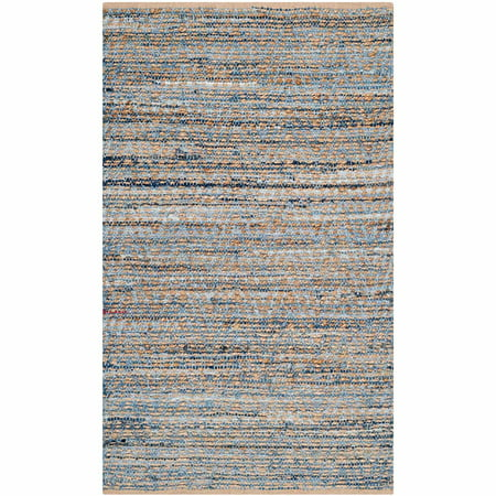 Safavieh Cape Cod Leo Braided Stripes Area Rug or Runner