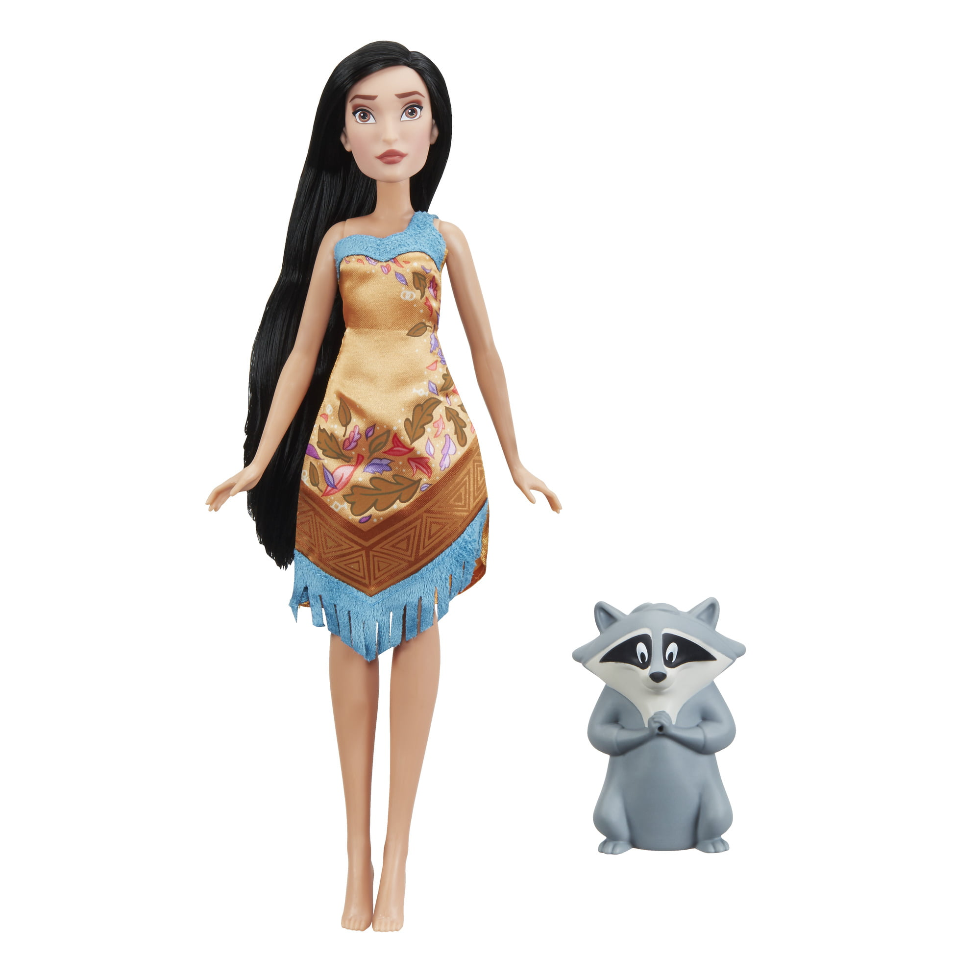 Disney Princess Forest Colors Reveal Pocahontas Doll by Hasbro Inc.
