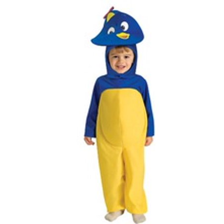 Rubies Backyardigans Child Costume, Pablo Penguin, Small Size - Backyardigans Halloween Printables