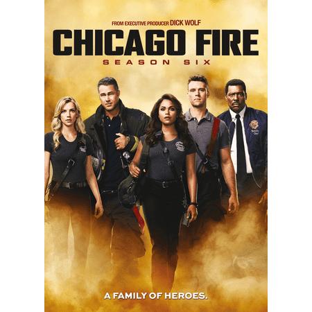 Chicago Fire Season 6 (DVD)