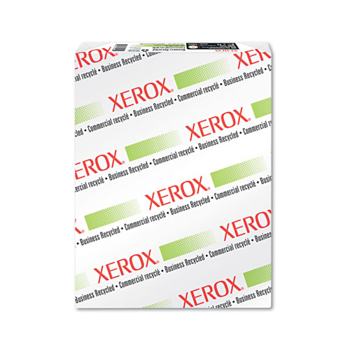 Xerox Vitality 30% Recycled Multipurpose 3-Hole Paper, 8 1/2 x 11, White, 500 Sheets - XER3R06297