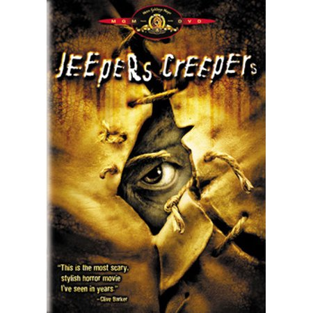 Jeepers Creepers (DVD)](Jeepers Creepers Halloween Fabric)