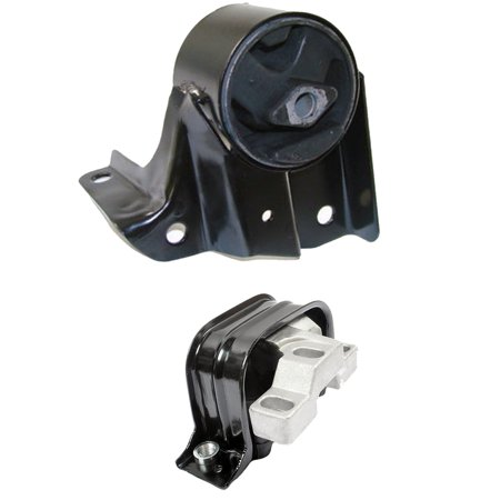 Fits For 96 Plymouth Breeze 2.0L FWD Standard 2841 5283 2PCS Motor and Transmission Mount New