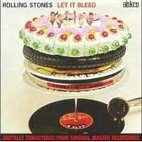 The Rolling Stones - Let It Bleed - Vinyl