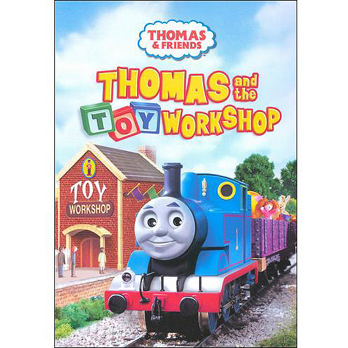 Thomas & Friends: Thomas And The Toy Workshop (Full Frame)