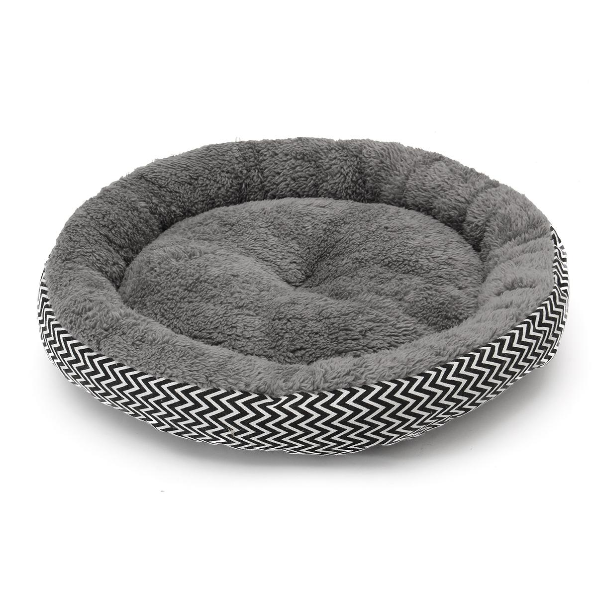 Pet Dog Puppy Cat Kitten Warm Pad House Nest Mat Pad Basket Sleeping Cushion