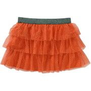 Halloween Glitter Mesh Skirt