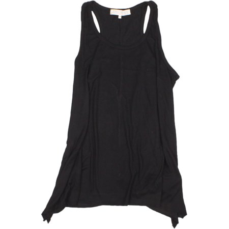 51372b4113c23b Joah Brown - Joah Brown Perfect Shape Tank Top Black Rib - Walmart.com