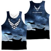 Air Force - Take Off (Front/Back Print) - Tank Top - Large