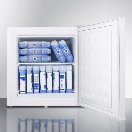 Appliance Compact Refregerator Freezer  Fs24l7med  Medical Use Only