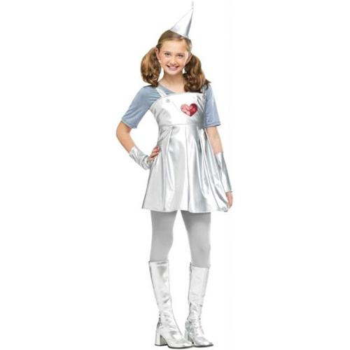Tin Gal Kids Costume
