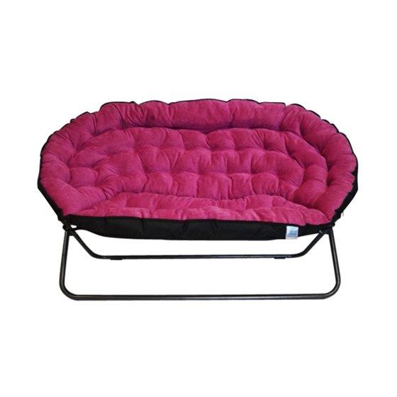 Papasan sofa pink for Papasan sofa