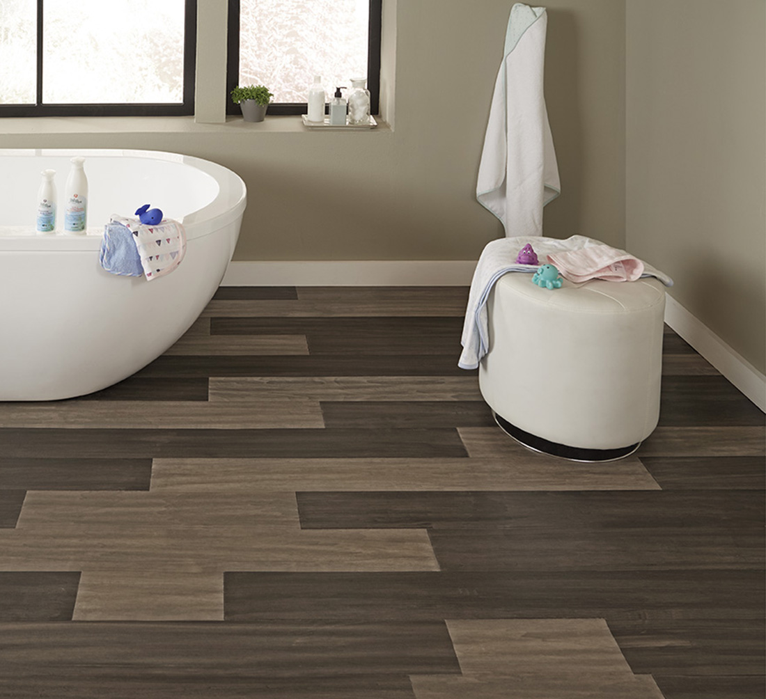 Skyline 10.5 mm Thickness x 5.12 in. Width x 48.03 in. Length Water Resistant Engineered Wood Flooring (10.24 sq. ft. / case)