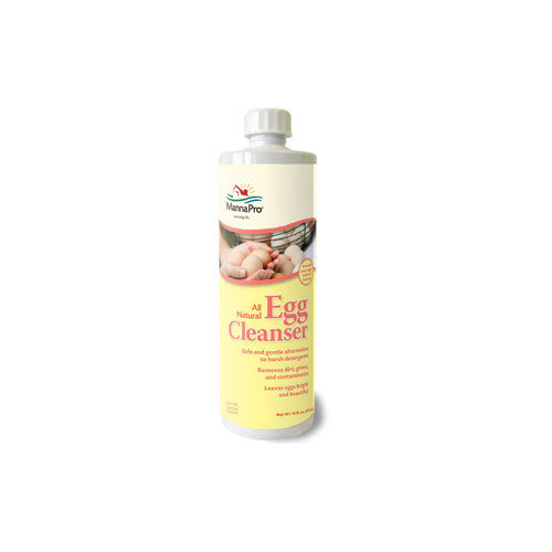 Poultry Egg Cleanser - oz. Size: 16 oz.