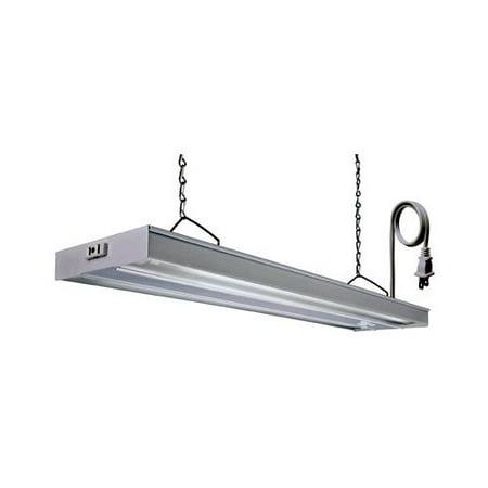 Lithonia Lighting GRW 2 28 CSW CO M4 White 2 Light Linear Rec