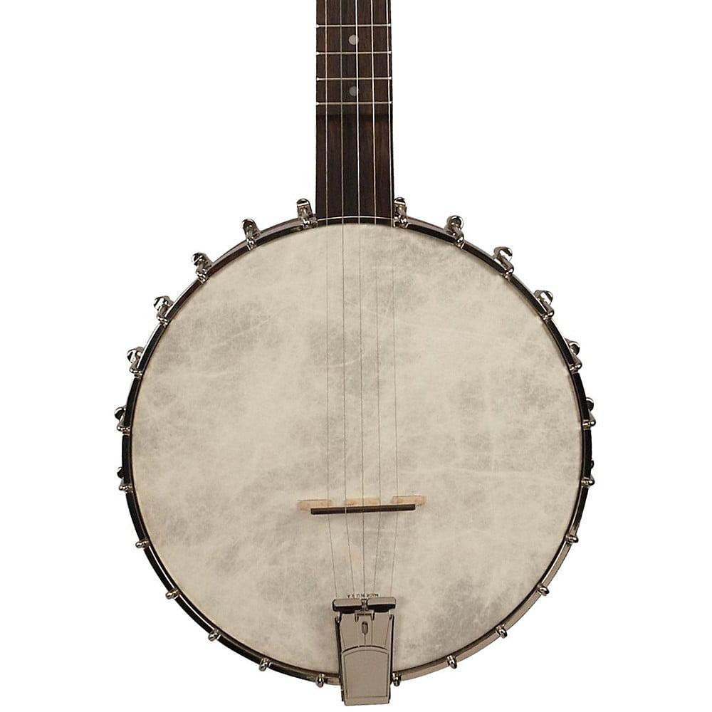 Recording King RK-OT25 Madison Old-Time Open Back 5-String Banjo, Satin Maple