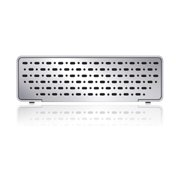Sans Digital TS1CT+ 1 Bay SATA to USB3 eSATA 1394b Enclosure