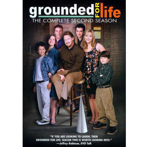 Grounded For Life: The Complete Second Season (Full Frame)