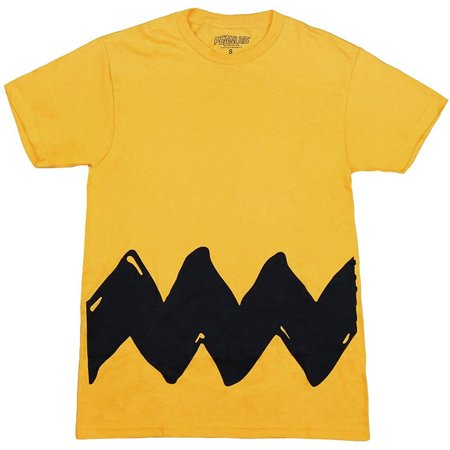 Peanuts Charlie Brown Costume - Charlie Sheen T-shirt Tiger
