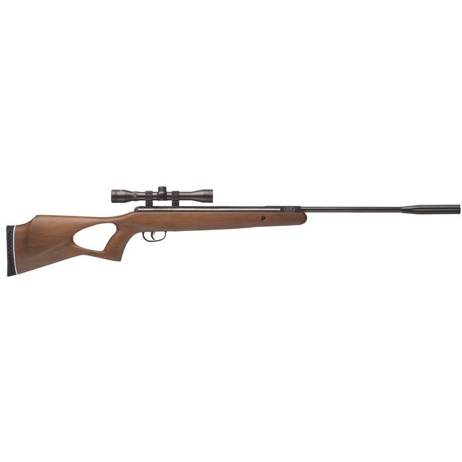 Benjamin Titan NP .177 Caliber Break Barrel Air Rifle with Scope, 1200fps by Crossman