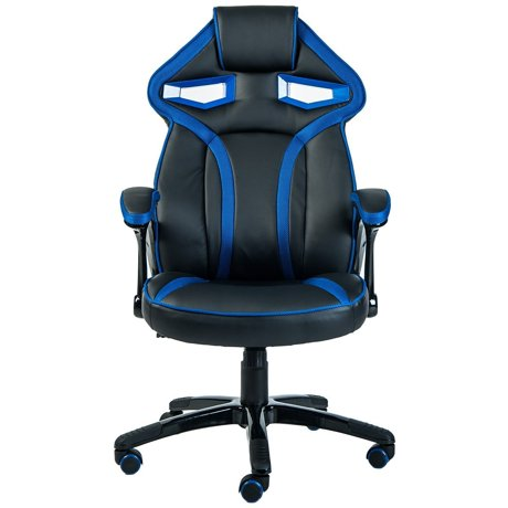 viscologic apollo chaise de bureau pivotante de style jeu racing. Black Bedroom Furniture Sets. Home Design Ideas