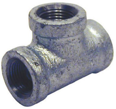 Pannext Fittings G-TEE12 1-1/4 Galv Tee