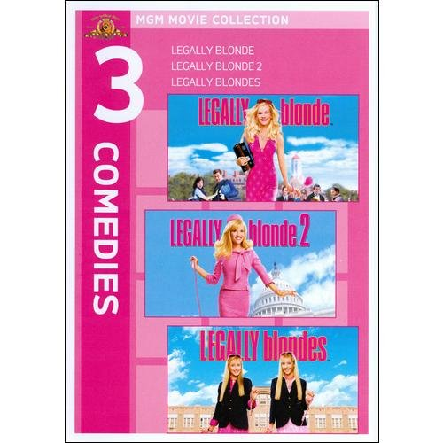 Legally Blonde / Legally Blonde 2: Red, White & Blonde / Legally Blondes
