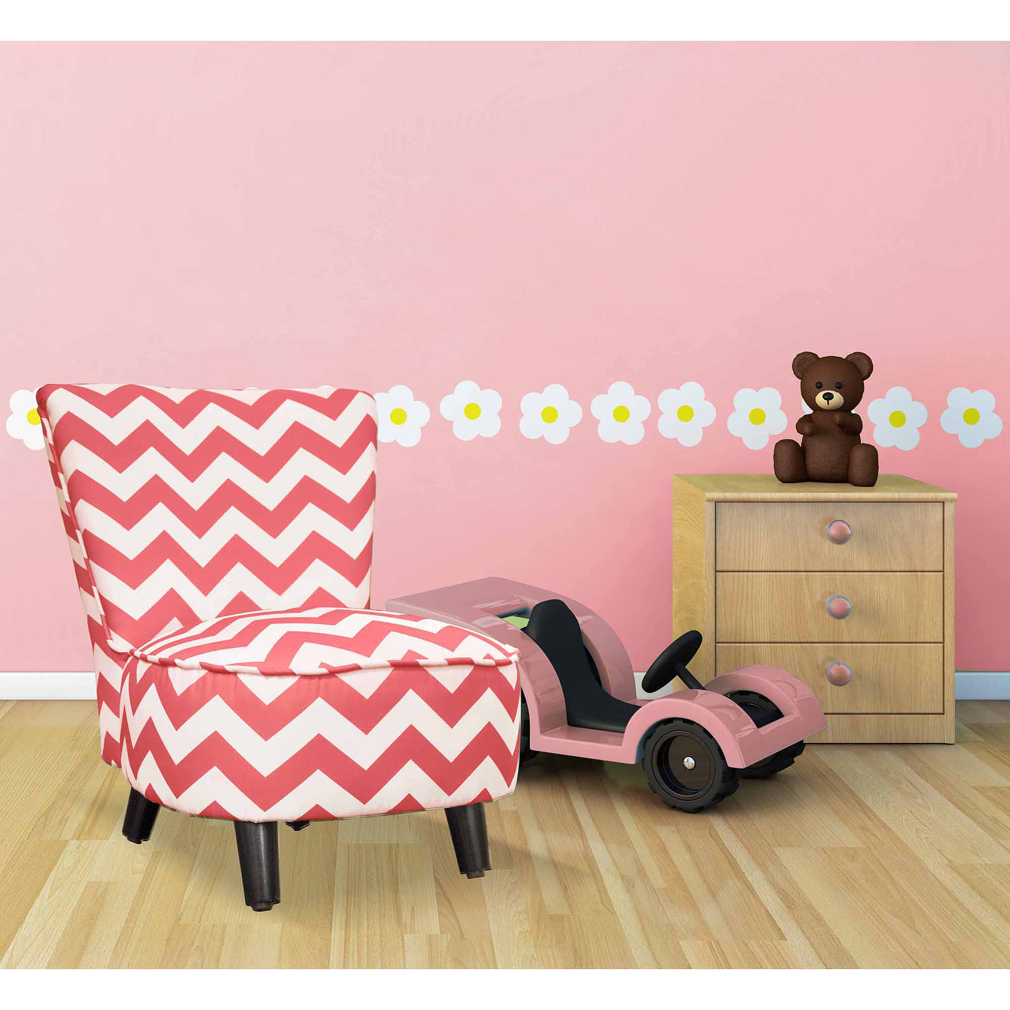 Jump and Dream Mini Slipper Chair (Your Choice in Style)