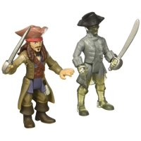 Product Image   Dead Men Tell No Tales - Jack Sparrow vs. Ghost Crewman -  Action Figure ff4c2112d6313