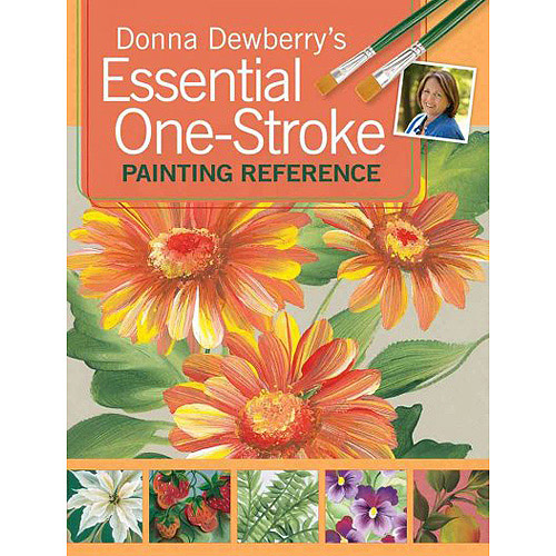 how to draw one stroke painting