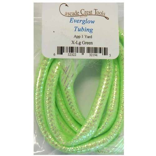 Cascade Crest Everglow Tubing, X-Large, White