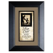 The James Lawrence Company 'Train Up A Child' Framed Textual Art