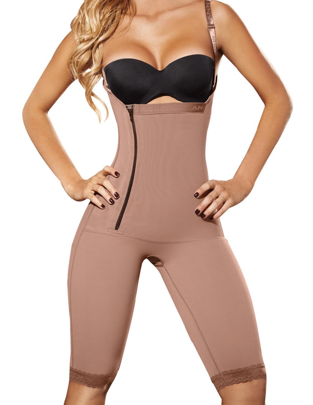 3331c1a2cf Ann Chery 5121 BRIGITTE Post Surgical Surgery Operatory Liposuction  Postpartum Body Shaper Compression Garment Girdle Post-Op X-LARGE -  Walmart.com