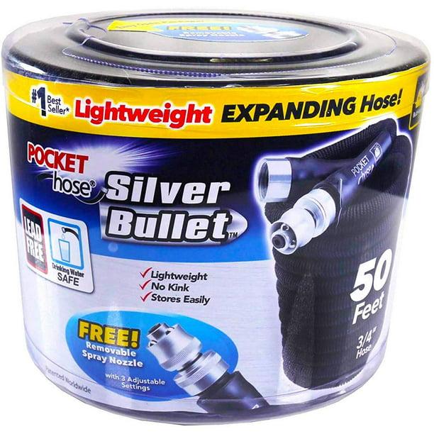 Pocket Hose Original Silver Bullet